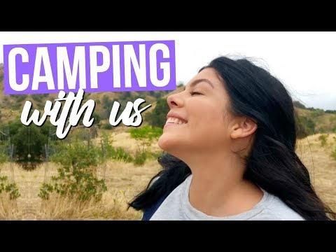 GO CAMPING WITH US! FUN AFFORDABLE CHEAP ACTIVE FAMILY TRIP ON A BUDGET 2018! | SCCASTANEDA