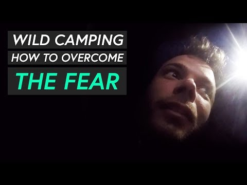 Overcoming the fear of WILD CAMPING ALONE – UK solo wild camping tips