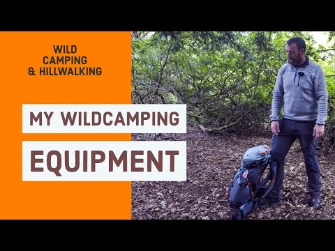 Wild Camping & Backpacking Equipment – Old Guide