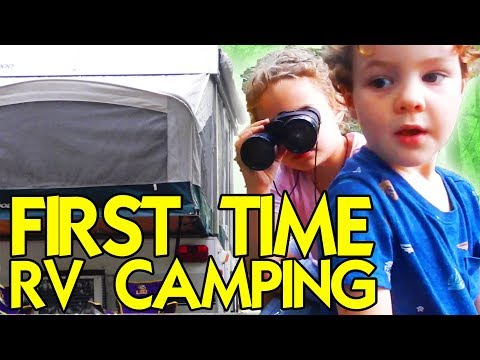 Camping with Kids – Family Camping in RV – Things To Do in Louisiana: Chicot State Park
