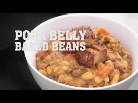 Pork Belly Baked Beans Recipe   Camp Chef