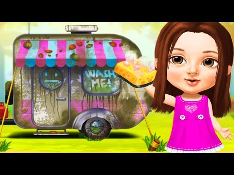 Fun Girl Care Kids Game – Sweet Baby Girl Summer Camp – Kids Camping Club Summer Mini Games For Kids
