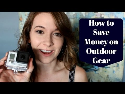 How To Get a GoPro and Other Outdoor Gear CHEAP!