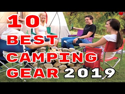 Best Camping Gear And Gadgets For Beginners On Amazon (2019)