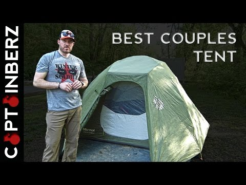 Best Couples Tent for Car Camping/Glamping (Marmot Limestone 4P!)