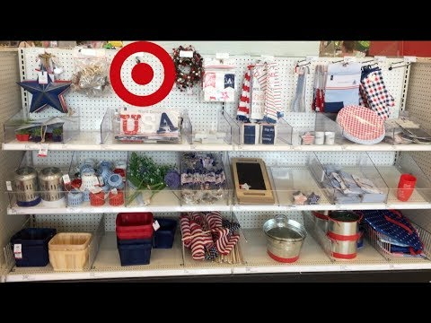 Everything New at Target Dollar Spot!  Father's Day + Camping + 4th of July,