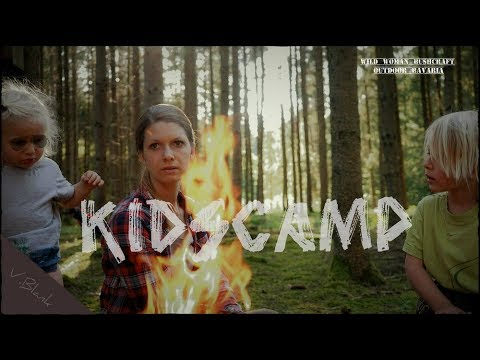 Kids-Camp – 2 days with the kids in the forest- Vanessa Blank-