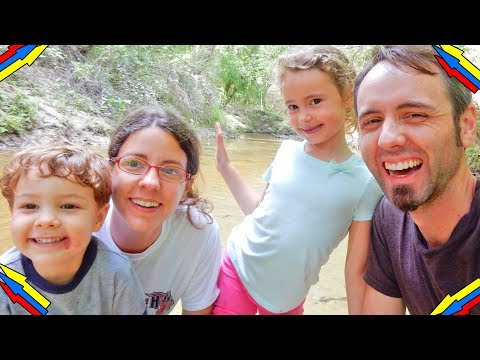 We Went Camping with Kids in a Cabin in the Woods and THIS is What Happened!