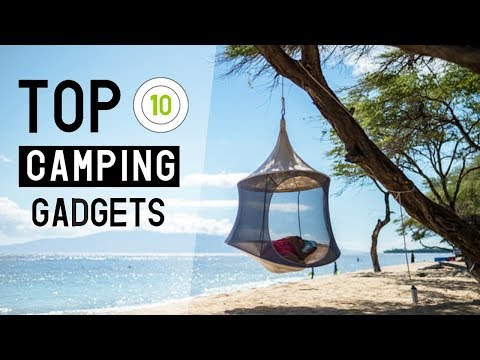 Top 10 Latest Camping Gear Inventions   Best Camping Gadgets   Part-14