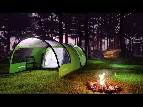 Cool Camping Gear And Gadgets To Take In The Wild