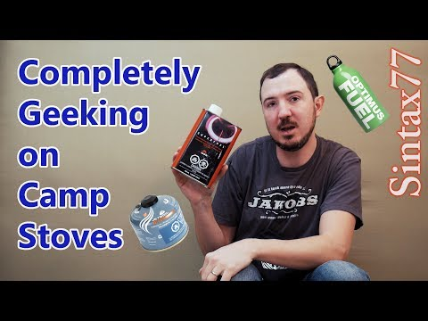 Mail Call  – Camping Stove Types & Fuel Options,  Mid Layers , Where's Sara?!