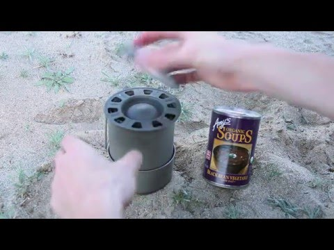 Super Lightweight Camp Stove!!! – The Vargo Outdoors Decagon Stove From REI