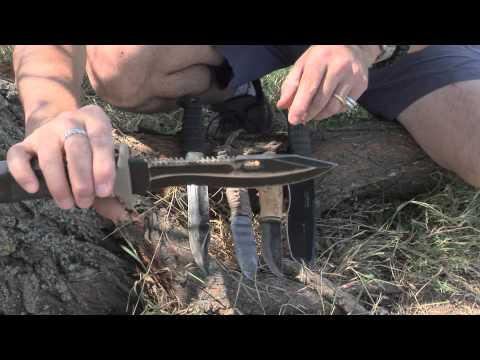Choosing a knife for camping- A beginners guide