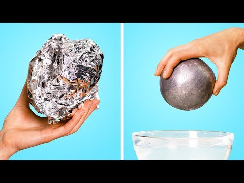 17 COOL FOIL HACKS FOR KIDS