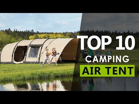 Top 10 Coolest Camping Air Tents   Best Inflatable Tent Innovations  