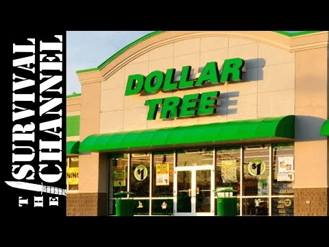 Dollar tree survival items-Follow Me Around-The Survival Channel -how to lose weight-lol