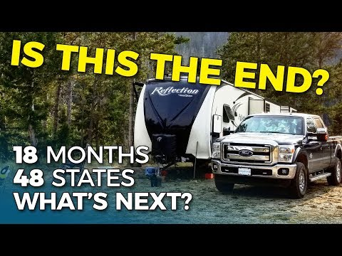 It's Time for a Few Changes… We're Looking for a New RV!