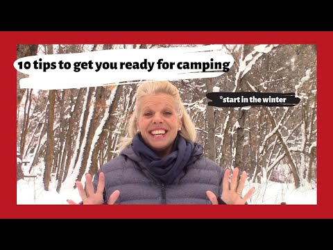 Camping -10 great tips for the off season