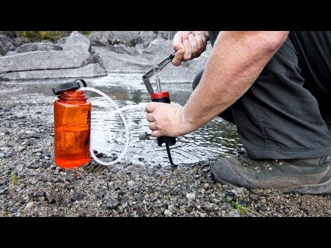 How to Purify Water for Drinking   Camping
