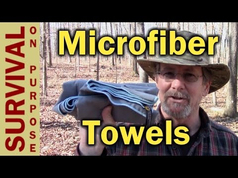 Northbound Train Microfiber Towel System | Camping Gear