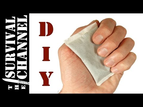 How to reuse hand warmers-The Survival Channel