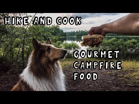Hike and Cook – Gourmet Campfire Food