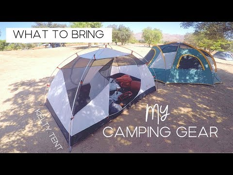 Camping Gear 2019: My Outdoor Camp Accessories