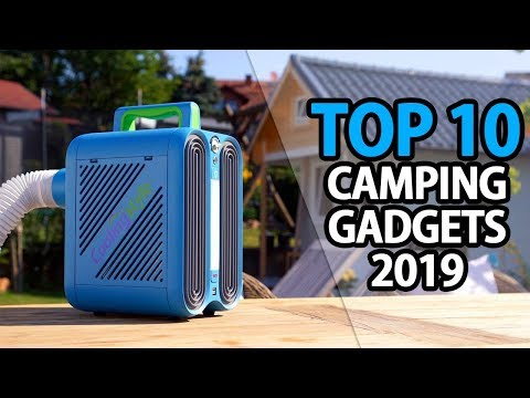 TOP 10 Coolest Camping Gadgets 2019 | Coolest Camping Gear 2019 | My Deal Buddy