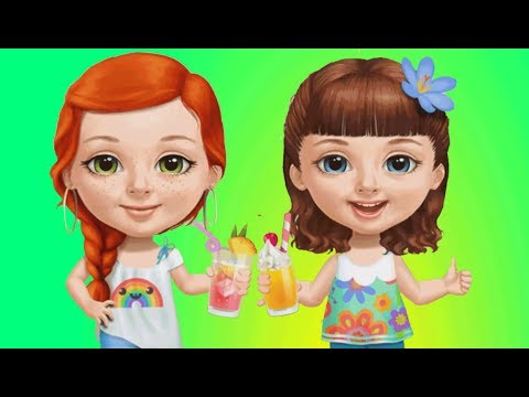 Sweet baby Girl Summer Camp – Cleaning, Cooking & Dress Up  Baby Play Fun Activities Game for Kids