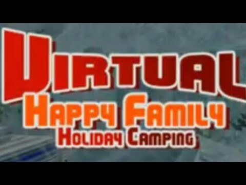 VIRTUAL HAPPY FAMILY HOLIDAY CAMPING by Tap 2 Run Free Mobile Game Android Gameplay Youtube YT Video
