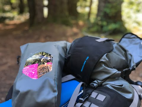 Packing for Motorcycle Camping with the Reckless 40 by Mosko Moto