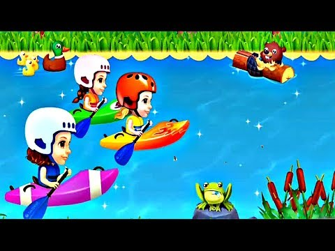 ★ Sweet Baby Girl Summer Camp – Play Fun Kids Camping Club – Childrens Games by tutoToons