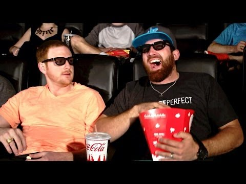 Movie Theater Stereotypes
