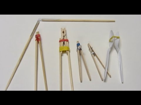 Life Hacks for Kids – 6 Easy Ways to use Chopsticks