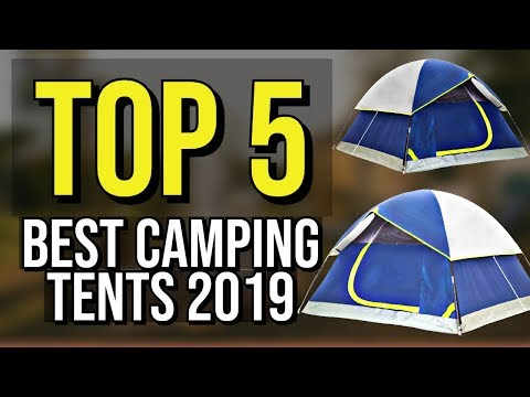 ✅ TOP 5: Best Camping Tent 2019