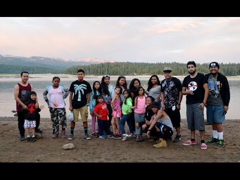 Our Annual Family Camping Trip 2015 (July 19-22, 2015)
