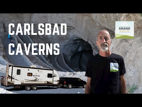 Ep. 126: Carlsbad Caverns National Park | New Mexico RV travel camping