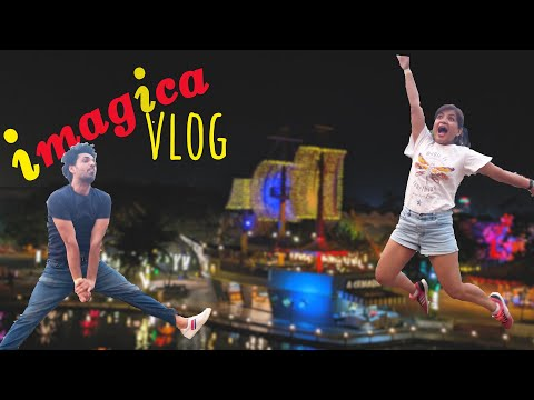 Jana tha Camping, Pahuch Gaye IMAGICA | He Surprised me on 5th Anniversary | Day 1/2 – Aqua Imagica