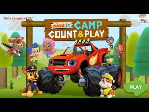 Camp Count & Play | Fun Kids Games