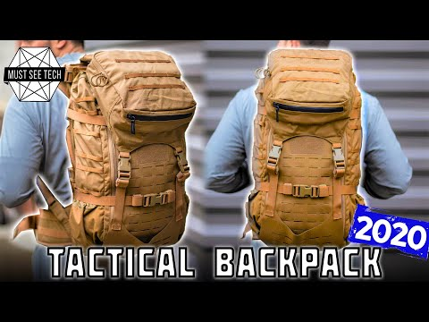 10 Tactical Backpacks for Camping and Carrying Survival Gear (New and Best Models Reviewed)