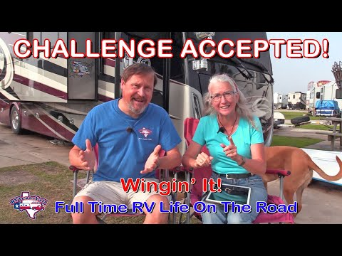 Challenge Accepted! | Wingin' It!, Ep 34 | Full Time RV Life