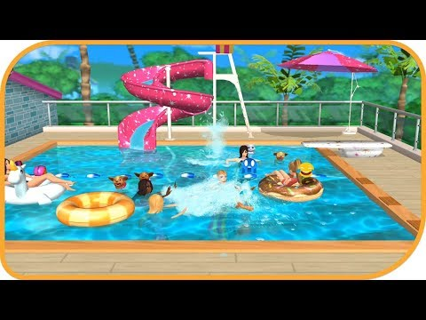 Barbie Dreamhouse Adventures #221 | Budge Studios | Game untuk anak | Fun Kids Game | HayDay