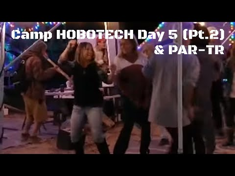 Camp HOBOTECH and Par-TR LIVE 1.18.20 (Part 2) Quartzsite AZ – RTR 2020 #NotTheRTR