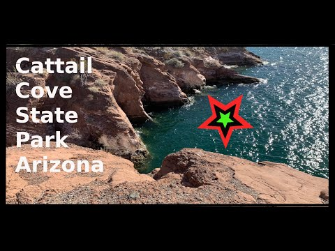 Cattail Cove State Park – Review and Tour