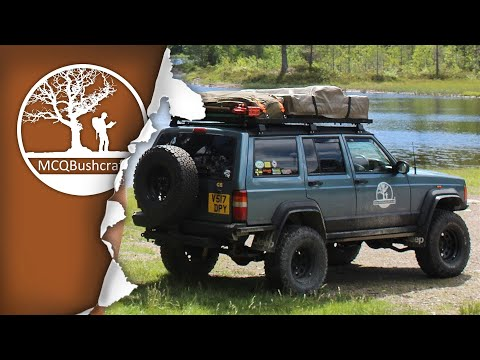 Ep05: Traveling Europe 4×4 – Camping in Norway – Part 1