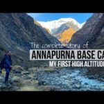 Annapurna Base Camp- The Complete ABC Trek Experience | Indian in Nepal | Visit Nepal 2020