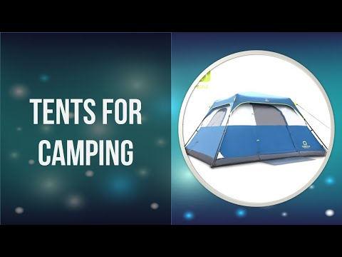 Top Whishlisted tents for camping To Buy On Amazon 2020