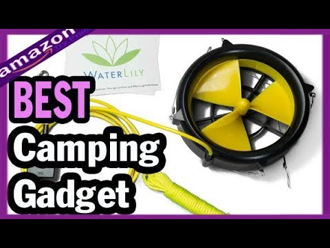 camping gear review -Top 3 Family Camping Gadget & Gear Inventions 2019  Waterlily USB