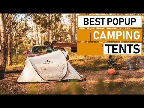 Top 5 Best Camping Pop Up Tents in 2020