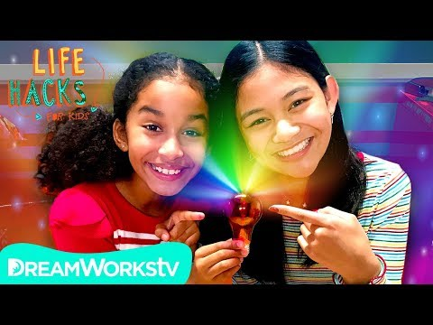 Rad Rainbow Hacks | LIFE HACKS FOR KIDS
